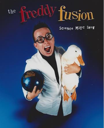 Freddy Fusion